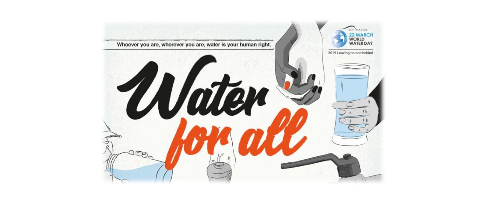 Svjetski dan voda  - 22. ožujka 2019.