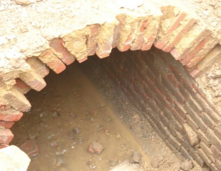 Zidana kanalizacija