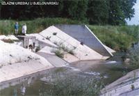 Izlazna građevina u Bjelovarsku